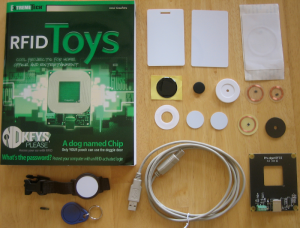 RFID Kit Parts