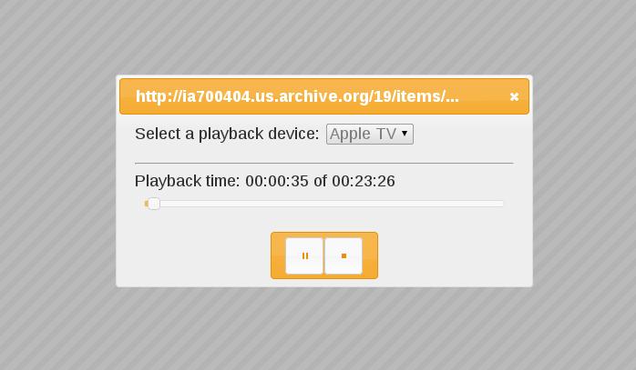 AP4J Player - Java AirPlay Player